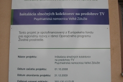 Informačný panel