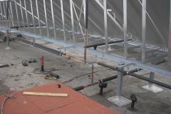 Práce na streche